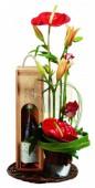 Tokaji Aszú virággal