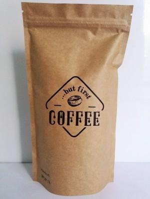 But First Coffee 100 %-os őrölt Arabica kávé
