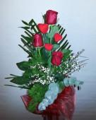 A rózsacsokor