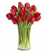 10 szálas tulipáncsokor
